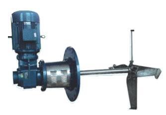 不锈钢侧入式搅拌器操作流程