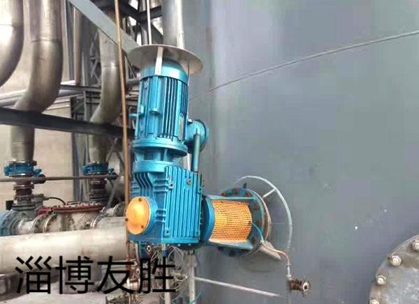 脱硫侧入搅拌器